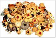 Кондитерские изделия,  печенье,  конфеты