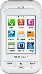 Мобильный телефон Samsung C3300K в хорошем состоянии