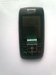 Ssmsung E-250