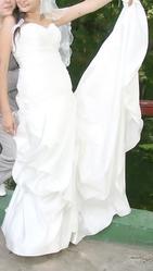 свадебное платье  жлобин
