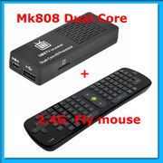 Mini PC Android TV+клавиатура Measy RC11