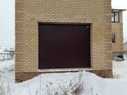 ворота секционные гаражные и промышленные,  ворота откатные,  роллеты