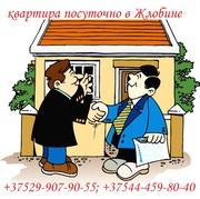 квартиры в Жлобине Быстро,  Четко,  Дешево
