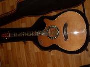 Акустическая гитара ручной работы