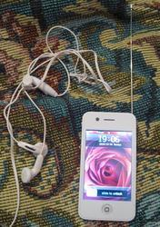 Продам Мобильный телефон iPhone 4G (W99),  Цвет Белый